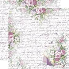 lilac flowers scrapbooking paper pack lilac flowers collection fn deco