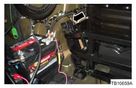 2011 ford fusion battery replacement intermittent no start with a discharged battery or intermittent