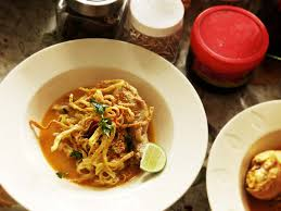 How To Make Your Home Smell Good by Recipes From Chiang Mai How To Make Real Deal Khao Soi Gai