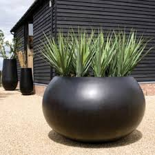 Outdoor Planters Large by Very Large Garden Planters Modern Patio U0026 Outdoor