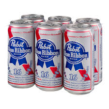Blue Ribbon Landscaping by Pabst Blue Ribbon Beer 6 Ct Walmart Com