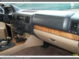 Classic Range Rover Interior 1995 Land Rover Range Rover Information And Photos Zombiedrive