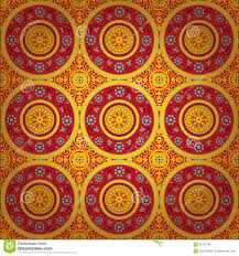 seamless indian texture orient paisley fabric background pattern
