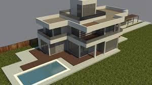 modern house buiding 3d model cgtrader