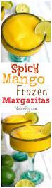 mango margarita spicy mango frozen margaritas noble pig