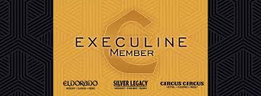 execuline corporate rewards program eldorado reno