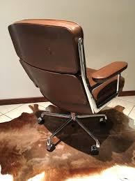 fauteuil bureau eames fauteuil eames cuir lobby chair es 104 charles eames vitra