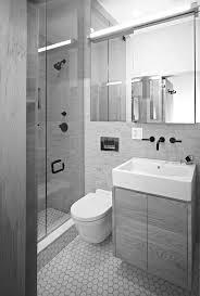 apartment tiny bathroom contemporary small ideas with shower idolza