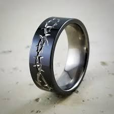 can titanium rings be engraved 210 best black titanium rings images on black diamonds