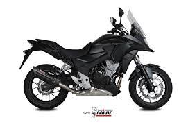 honda 500 honda cb 500 x exhaust mivv suono black stainless steel h 061 l9