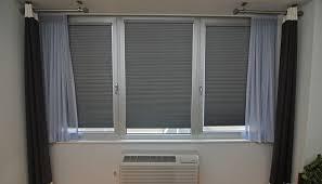 sheer curtains u0026 window treatments nyc ny city blinds
