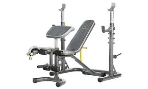 Marcy Diamond Elite Weight Bench Gold U0027s Gym Xrs 20 Olympic Workout Bench Groupon