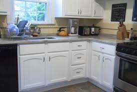 White Thermofoil Kitchen Cabinets by Refacing Thermofoil Kitchen Cabinets Kitchen Cabinet Ideas