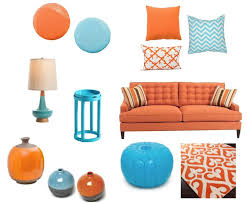 Blue Orange Color Scheme 78 Best Persimmon And Turquoise Images On Pinterest Colors