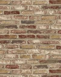 Fake Exposed Brick Wall Love The Industrial Trend Take A Look At These And More In Our