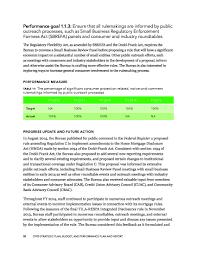Communications Director Resume Advisorselect Cfpb Strategic Plan Budget And Performance Plan