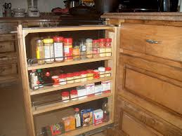 kitchen pull out spice rack pantry spice rack lowes pantry