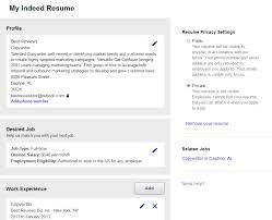 indeed find resumes indeed resume edit resume templates