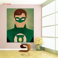 online get cheap spiderman artwork aliexpress com alibaba group atfipan wall home decor unframed modern oil painting canvas print american heros superman batman spiderman gift