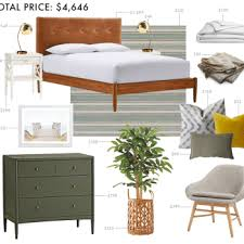 power couples beds and nightstands emily henderson