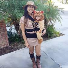 Lion Tamer Halloween Costume 40 Adorable Halloween Costumes Baby Wearing Parents Lion