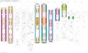 norwegian dawn floor plan cruise deck plans radnor decoration