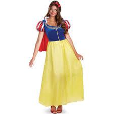 disney princess womens snow white deluxe costume buycostumes com