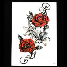 sand clock tattoo designs tattoo sticker picture more detailed picture about 8 pieces rose