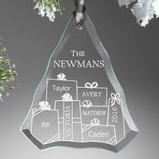 baby s engraved ornament glass