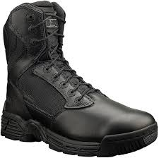 buy boots flipkart magnum stealth 8 0 side zip boots for buy black color