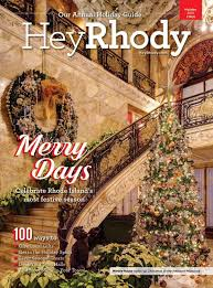 hey rhody holiday guide 2016 by providence media issuu