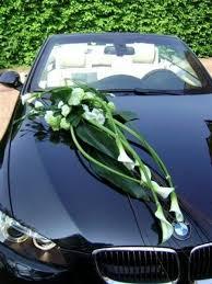 deco mariage voiture les 25 meilleures idées de la catégorie fleurs mariage voiture sur