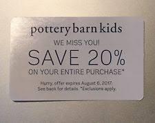pottery barn black friday sale 2017 pottery barn kids coupons ebay