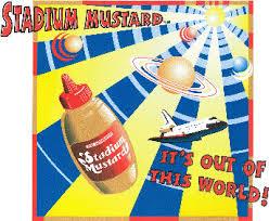 stadium mustard wearables