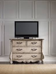 hooker furniture bedroom chatelet media chest 5350 90011