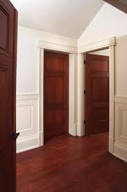 Mahogany Doors Interior Craftsman Interior Mahogany Doors Interior Mahogany Doors