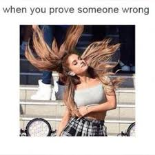 Flips Hair Meme - ariana grande sassy memes pictures gifs hair flip ariana