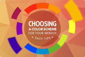 choosing a color scheme choosing a color scheme for your website easy tips
