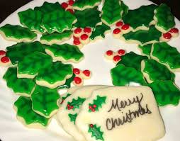 christmas cookies cook home bake