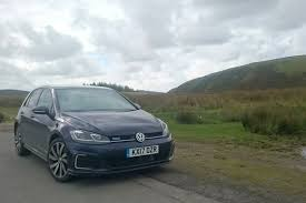 volkswagen atlantic vw golf gte long term test parkers