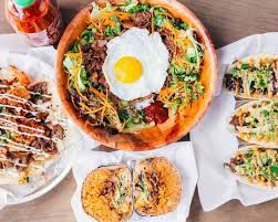 Seoul Taco Delivery Chicago