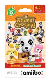 Animal Crossing Happy Home Design Cheats by Amazon Com Animal Crossing Amiibo Cards Series 2 6 Pack