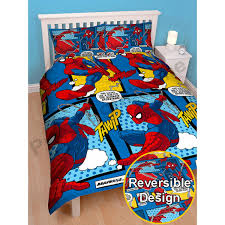 spiderman superhero beds home decor price right bedding queen