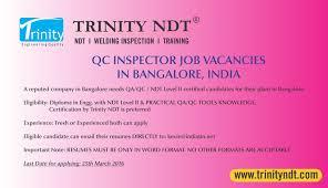 Ndt Technician Resume Sample by Qa Qc Engineer Resume Pdf Virtren Com