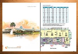 floor plans with pictures floor plans orange county convention center