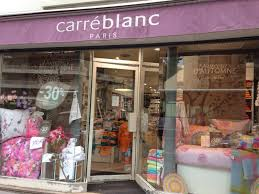 Carre Blanc Soldes by