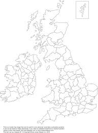 100 outline map of britain a blank map of europe by