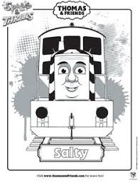 thomas u0026 friends tale brave timothy colouring picture