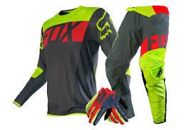 fox motocross gear sets review 2016 fox flexair gear set motoonline com au