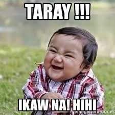 Ikaw Na Meme - taray ikaw na hihi evil plan kid meme generator